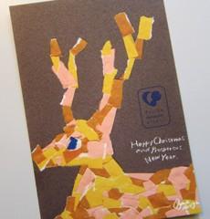 クリスマスカード 2011